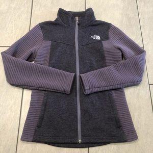 Northface Womens Jacket Purple Size M